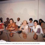 MWF Conference 2001 Delhi