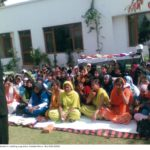 Training in business and vocational skills for Muslim women of Jamia Nagar
