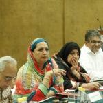 Parveena Ahangar, Uzma Naheed, Navaid Hamid, Mohammed Salim Engineer and Naish Hasan